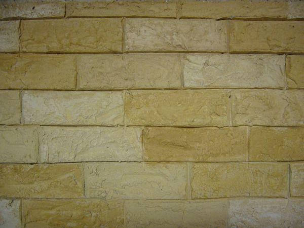 【德】 手绘山石,砖墙效果图